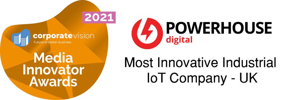 Media Innovator Awards Winners Logo 2021