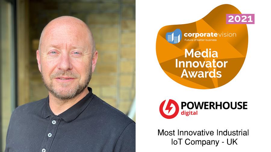 Media Innovator Award IoT